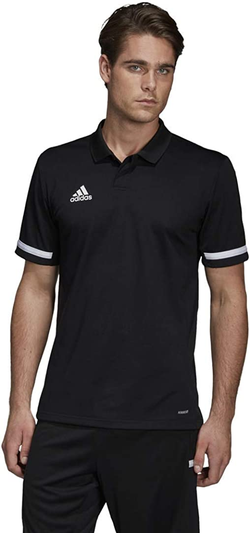 adidas Male Team 19 Polo Shirt