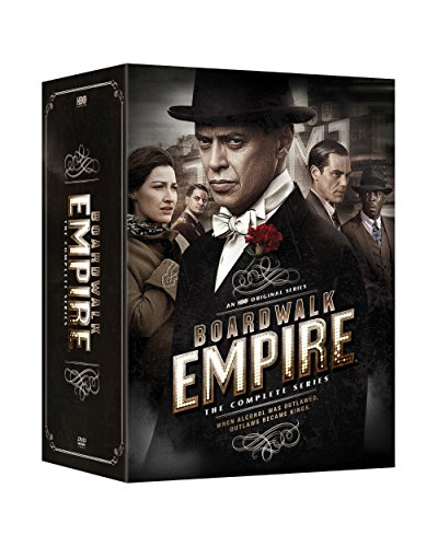 Boardwalk Empire CSR (DVD)