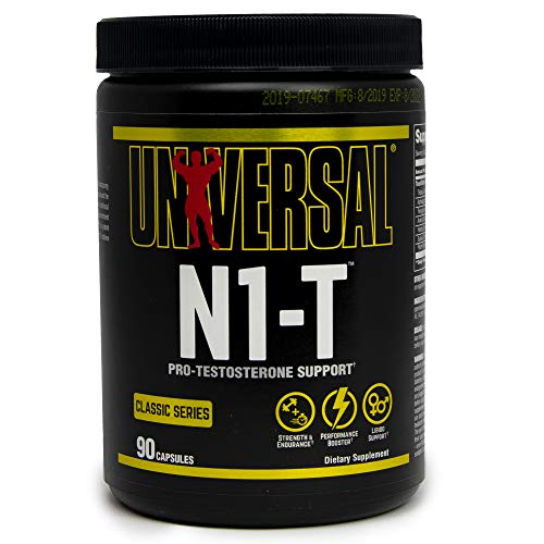 Universal Nutrition N1-T Natural Ho…