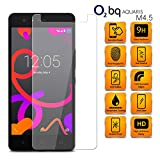 O2 BQ Aquaris M 4.5 - Tempered Glass Screen Protector Guard
