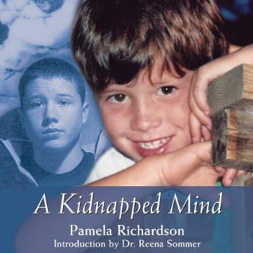 A Kidnapped Mind audiobook cover art
