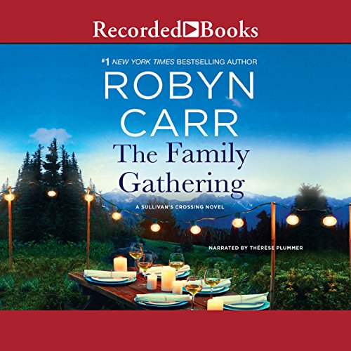 The Family Gathering audiobook cover art