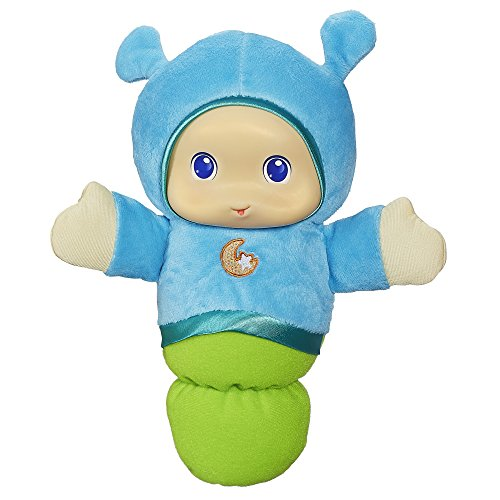 Playskool Favorites Lullaby Gloworm Spielzeug, Blau