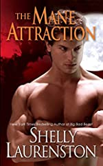 The Mane Attraction (The Pride Book 3)