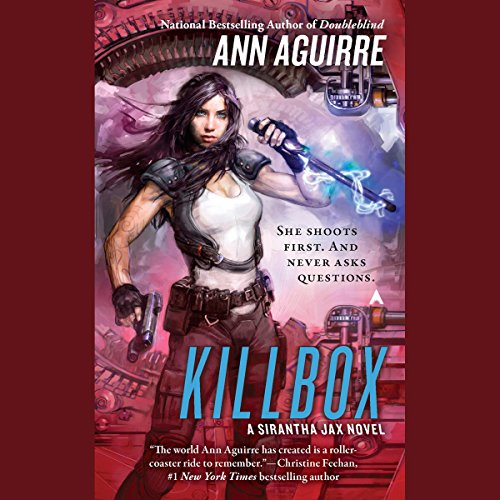 Killbox audiobook cover art