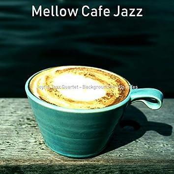 Joyful Jazz Quartet - Background for Hip Cafes