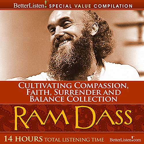 Cultivating Compassion, Faith, Surrender and Balance Collection cover art