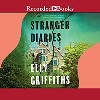 The Stranger Diaries audiobook cover art