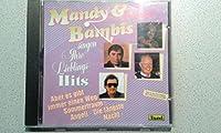Mandy & die Original Bambis singen ihre Lieblings-Hits (CD)(MCP 156.818)