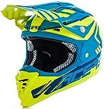 Acerbis casco profile 3.0 s giallo/blue xxl