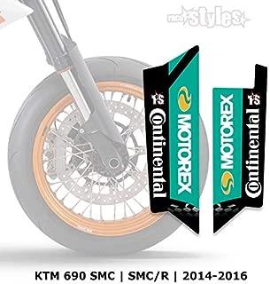 Fahrrad dekorative Aufkleber Fahrrad Aufkleber Vinyl Fahrrad Aufkleber Set Rock Shox RS-1 29 KTM Aufkleber Gabel BICI