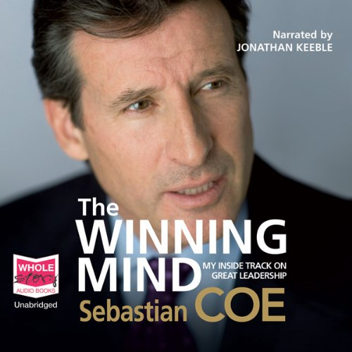 The Winning Mind audiobook cover art