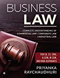 Business Law : Complete Understanding of Commercial Law  Corporate law  Industrial Law (English Edition)
