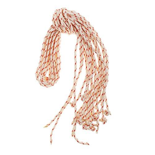P Prettyia 10 pezzi 1 m Starter cordino per motosega per STIHL, lunga durata