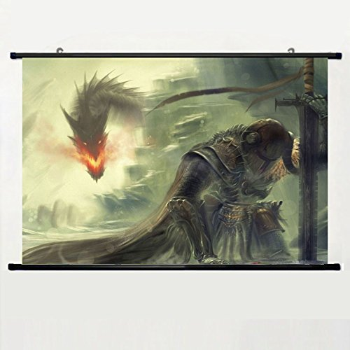 Popular And Unqiue Designed Home Decor Art Game Poster With Elder Scrolls Skyrim8