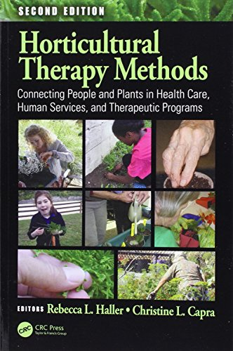 Price comparison product image Horticultural Therapy Methods