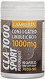 Lamberts CLA Acido Linoléico Conjugado - 90 Tabletas