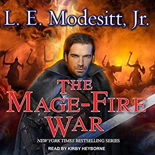 The Mage-Fire War cover art