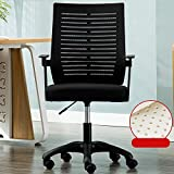 DS- swivel chair Swivel chair - Rotating fashion mesh waist support executive liftable