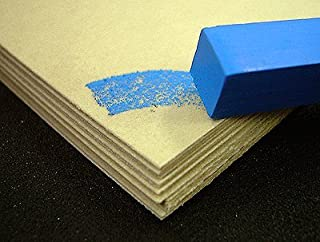 X 25.5in. 19.5in LaCarte Sand Pastel Paper Pack of Five
