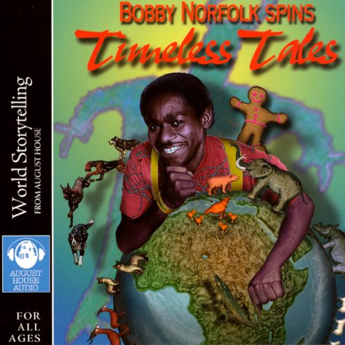 Timeless Tales audiobook cover art