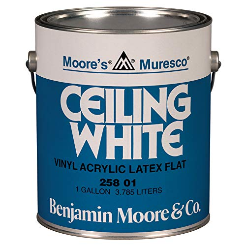 Benjamin Moore Muresco Ceiling Paint (5 Gallon)