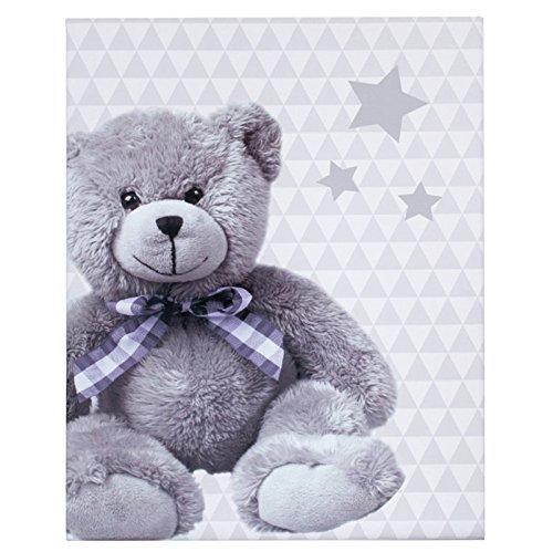 poyetmotte My Little Bear Laufstallteppich, 72.5x 93,5x 5cm