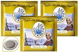600 koffiepads Caffè Borbone mix goud essenhout 44 mm