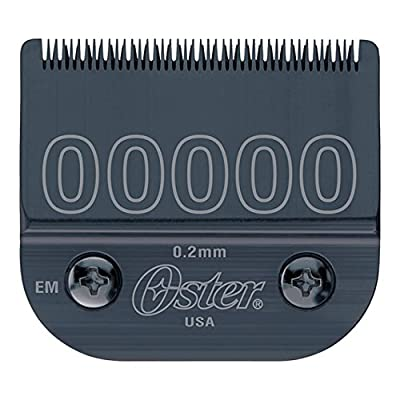 Oster Det. Blade for Titan & turbo77 - Size 00000 by Beauty Exchange LLC