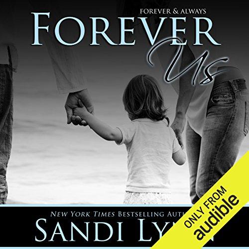 Forever Us audiobook cover art