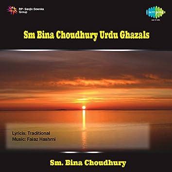 Bina Choudhury - Urdu Ghazals