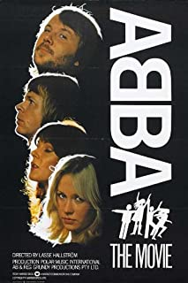 Pop Culture Graphics Abba: The Movie Poster Movie 11x17 Anni-Frid Lyngstad Benny Andersson Bj÷rn Ulvaeus Agnetha F?ltskog