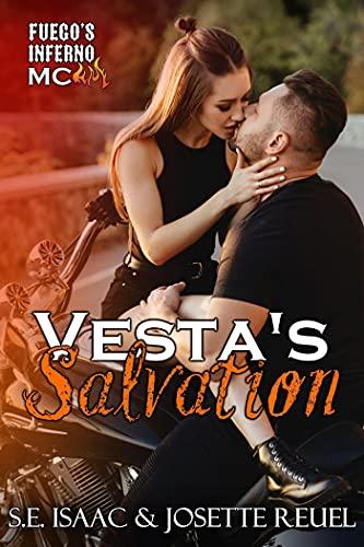 Vesta's Salvation (Fuego's Inferno MC) (English Edition)