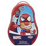 Potato Head - Mr Potato Maletín Spider-Man (Hasbro B9368EU4)