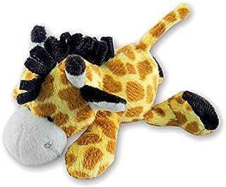 CoTa Global Giraffe Plush Refrigerator Magnet - Fluffy Yellow Giraffe Stuffed Plush Magnet, Cute Wild Life Magnet For Kitc...