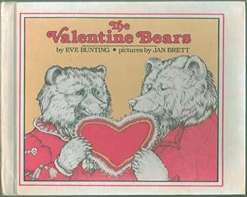 Hardcover The Valentine Bears Book