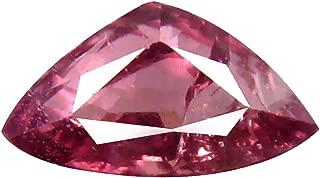 1.29 ct AAA+ Grade Fancy Shape (9 x 5 mm) Unheated Pink Malaya Garnet Natural Loose Gemstone