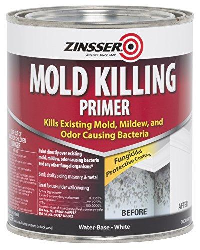 Rust-Oleum 276087 Mold Killing Primer Quart