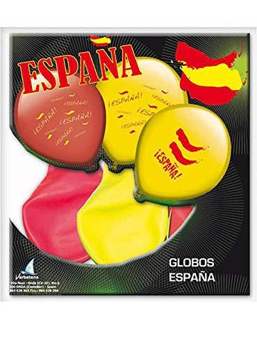 VERBETENA Set de Globos España: Amazon.es: Juguetes y juegos