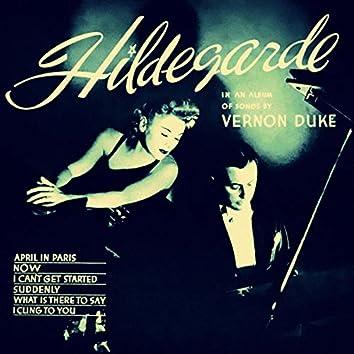 Songs by Vernon Duke