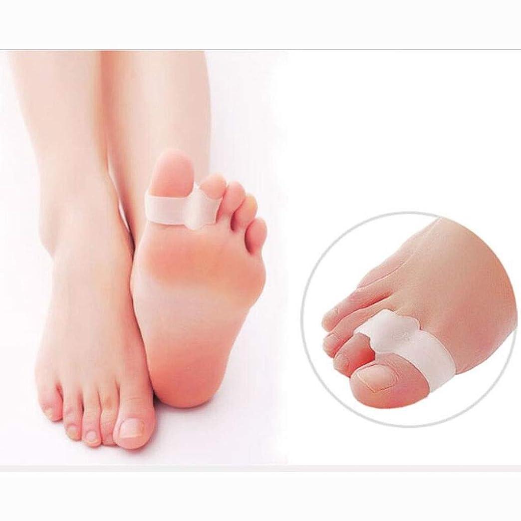 エスカレーターとは異なり泣いている足矯正器-M-toe Eversion Hemper Toe Head Big Bone Toe Overlapping Finger Deviator (Size : M)