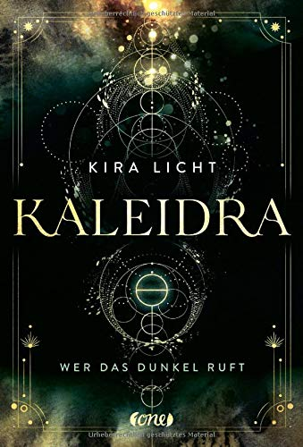 Kaleidra - Wer das Dunkel ruft: Band 1 (Kaleidra-Trilogie, Band 1)