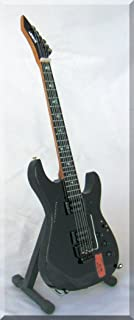 KIRK HEMMETT Miniature Guitar ESP Metallica