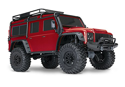 Traxxas 1/10 Scale TRX-4 Scale and Trail...
