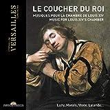 Le Coucher du Roi - Musik für Ludwig XIV Kammer (+ Bonus DVD)