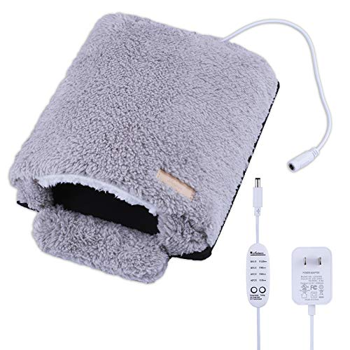 Antner 12V Hand Warmer Mouse Pad with Timing Switch and