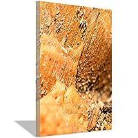 カットウッド抽象壁装飾キャンバスプリント写真現代壁アート絵画キャンバスアーティスト寝室リビングルーム装飾壁画