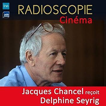 Radioscopie (Cinéma): Jacques Chancel reçoit Delphine Seyrig