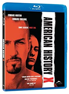 American History X [Blu-ray] (B001RL4K2A) | Amazon price tracker / tracking, Amazon price history charts, Amazon price watches, Amazon price drop alerts