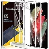 EGV Compatible avec Samsung Galaxy S21 Film Protection Écran,3...